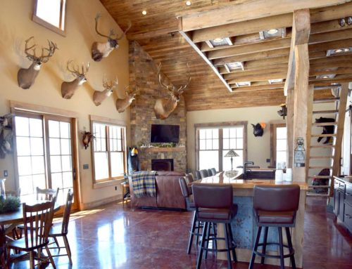 Modern Farmhouse Man Cave