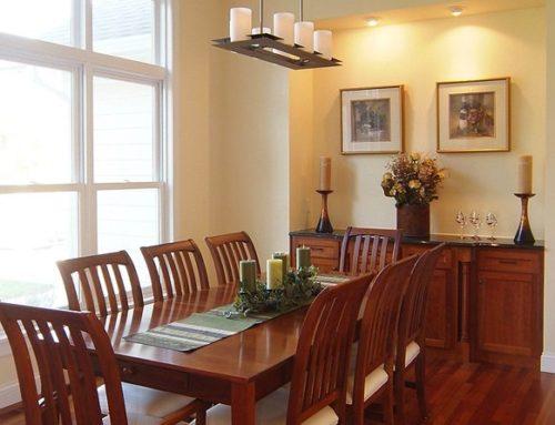 Craftsmen Dining Room
